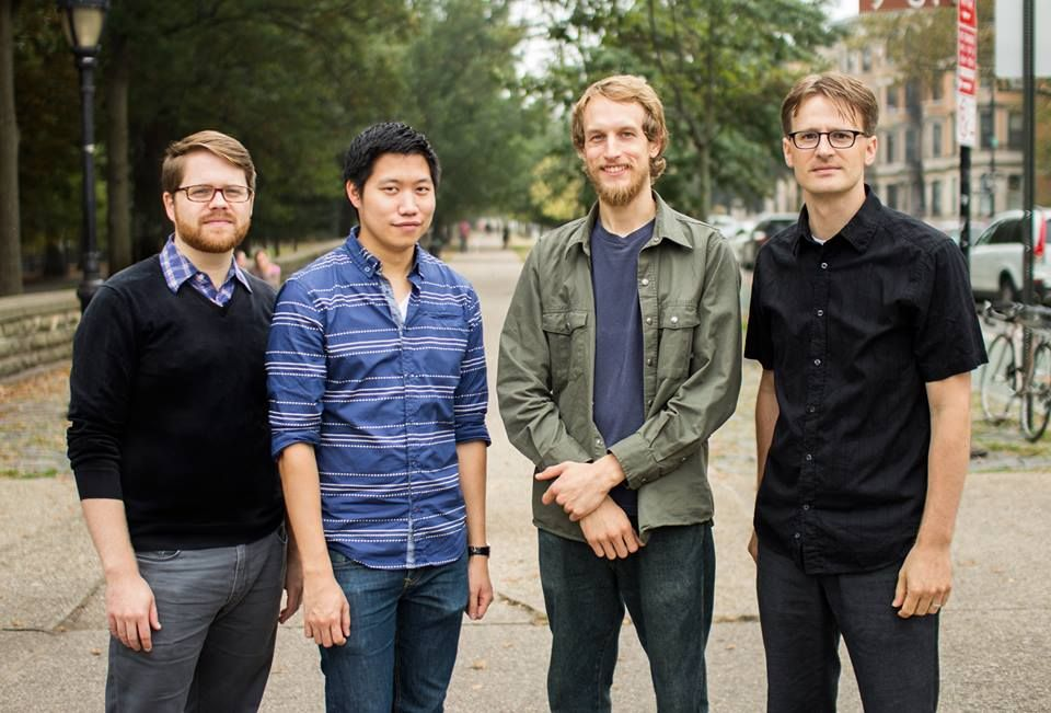 Ensemble Et Al Is A Brooklyn Based Percussion Quartet Who Strives To Create Boundary Crossing Progressive Yet Accessible Sound The Group Employs