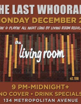 Welcome To The Living Room | NYC | The Living Room | NYC